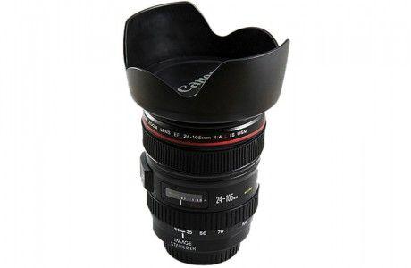 Neni Objektiv Jako Objektiv Lens Mug Canon 24 105mm Lens Canon Lens Canon
