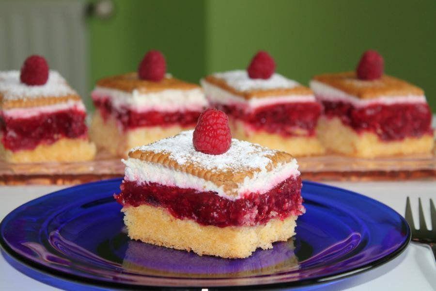 Himbeer Kekskuchen Rezept Susses Oder Saures Pinterest