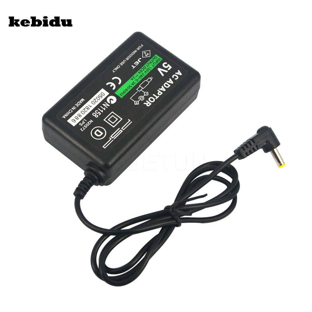 kebidu Newest Home Wall Charger AC Adapter Power Supply Cord Cable ...