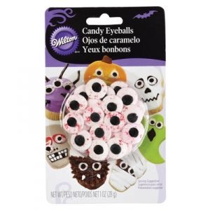 Find the Wilton Red Vein Candy Eyeballs by Wilton at Mills Fleet Farm. Mills has low prices and great selection on all Cake & Cookie Decorations.