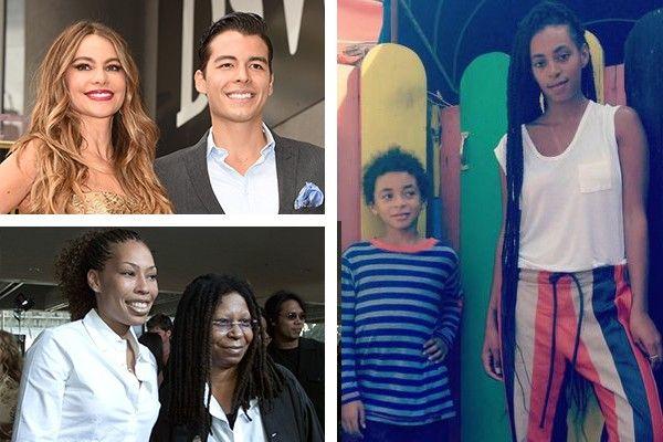 Celebs internacionais que foram pais na adolescência