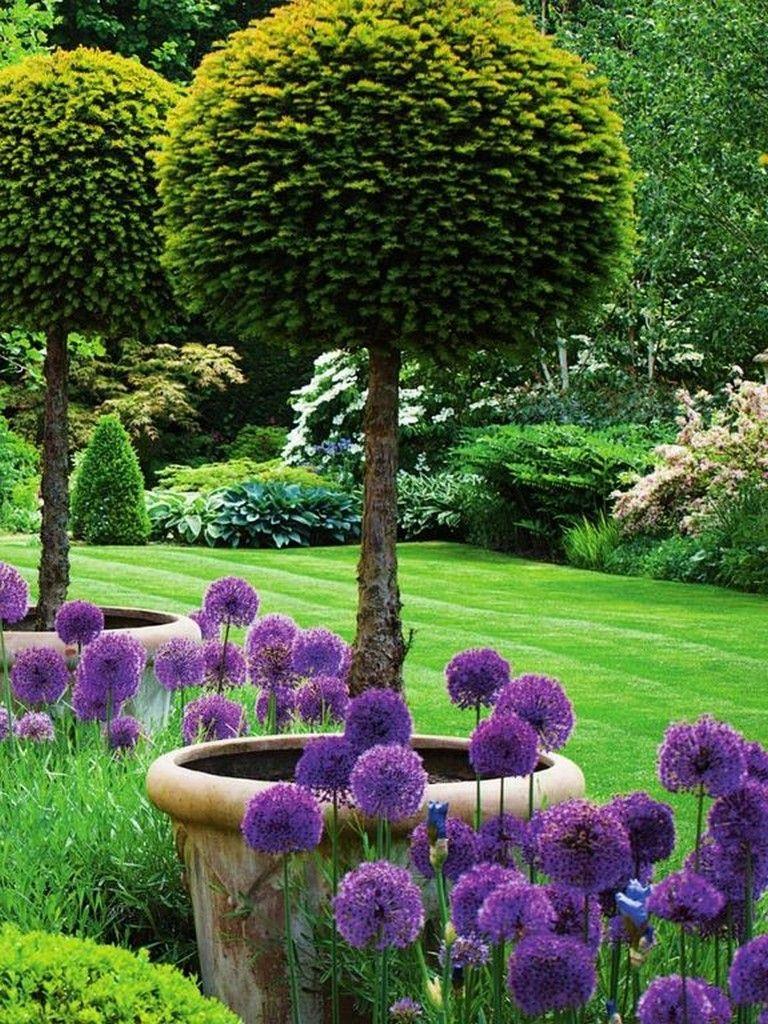 43 Amazing Formal English Garden Designs For Traditional House Garden Gardendesign Gard Country Garden Design English Country Gardens Cottage Garden Design
