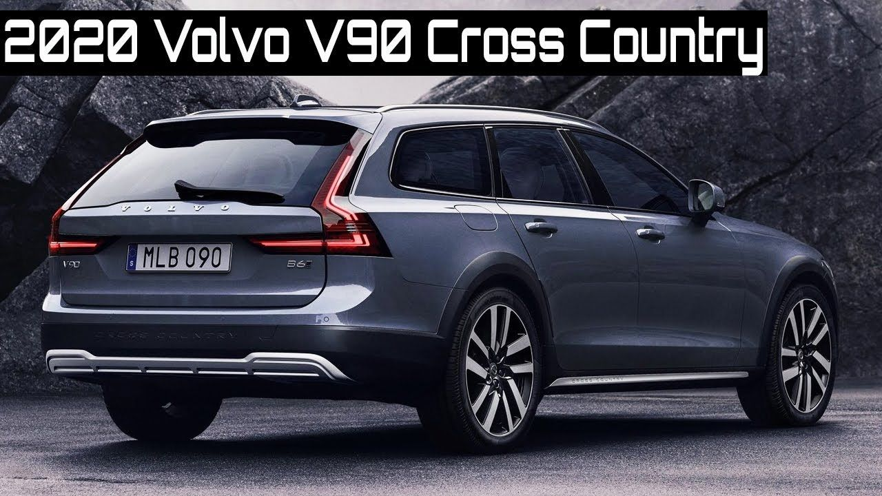 2020 Volvo V90 Cross Country In 2020 Volvo Volvo Ocean Race