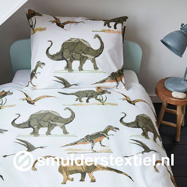 Dino\'s! #beddinghouse #dinosaurus #dekbedovertrek #overtrek #kids ...