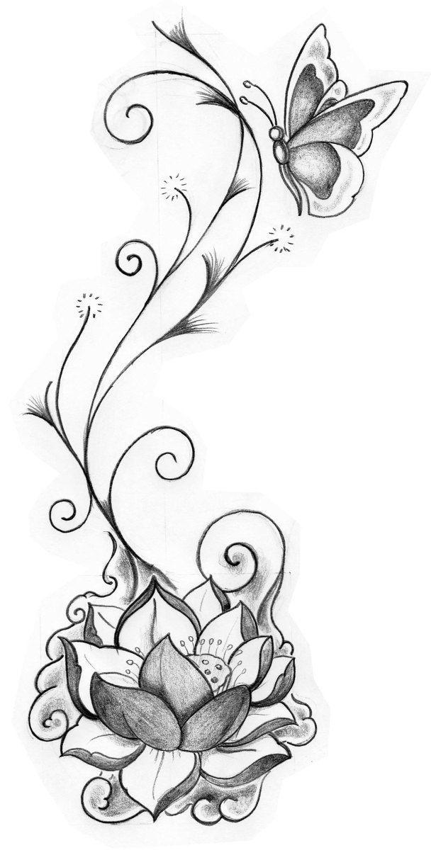 Flores Enredaderas Dibujos Pdf Tribales De Enredaderas Con Estrellas Dibujos Imagui Flower Drawing Drawings Art