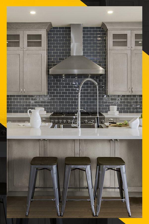 Kitchen Cabinets in 2020   Kitchen design, Kitchen ...