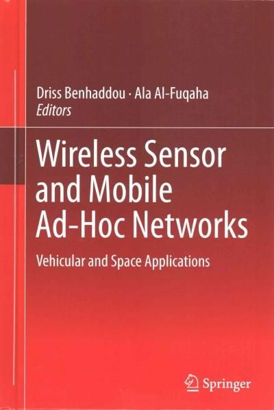 Wireless Sensor and Mobile Ad-Hoc Networks Vehicular and Space - internship thank you letter