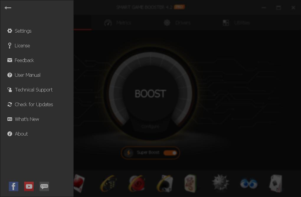 Smart Game Booster 4 6 Program Indirme Sitesi Oyun Oyunlar