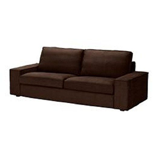 Ikea Kivik Sofa Slipcover Cover Tullinge Brown Ikea Sofa Love Seat Kivik Sofa