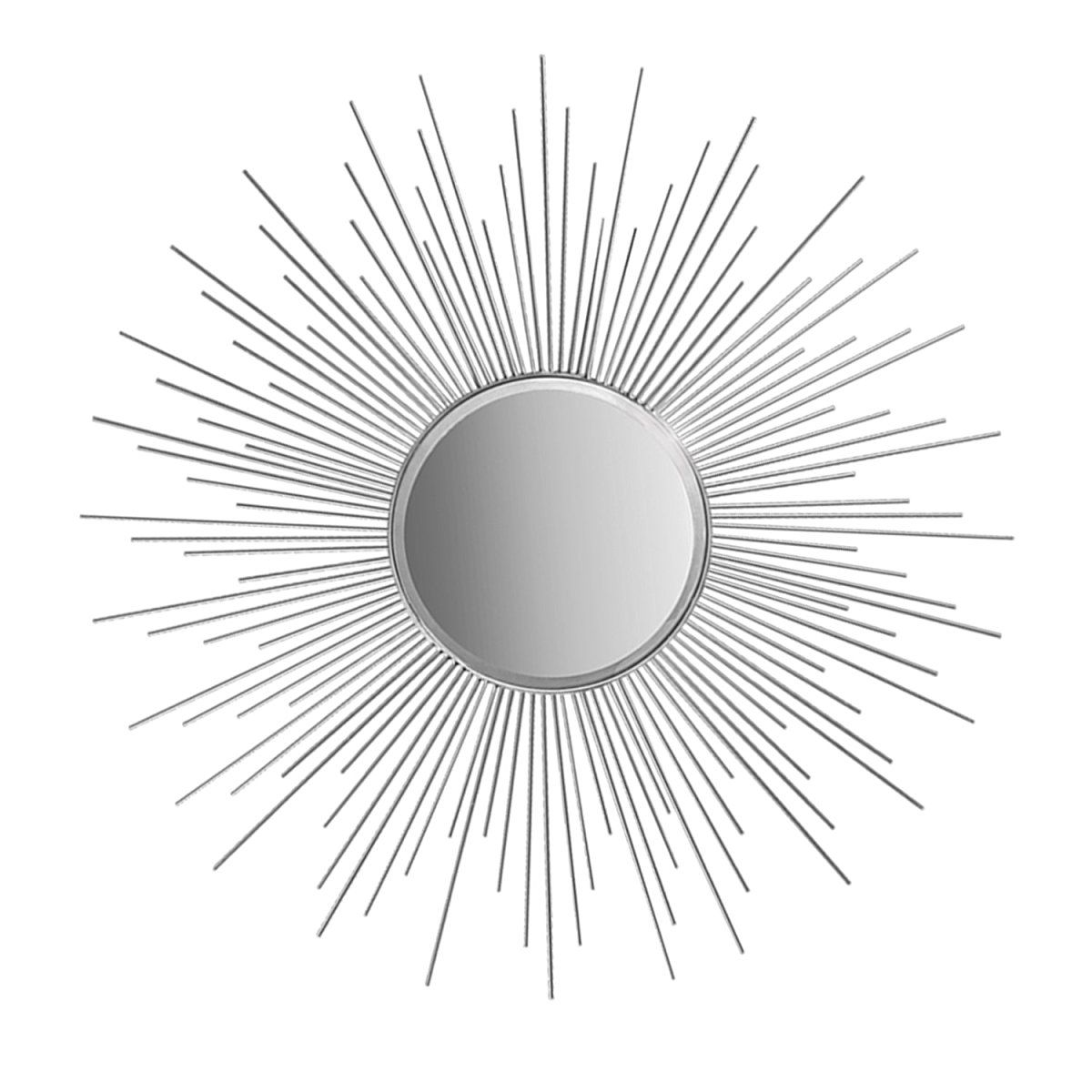 36 Quot Decorative Wall Hanging Mirror In Sunburst Shape