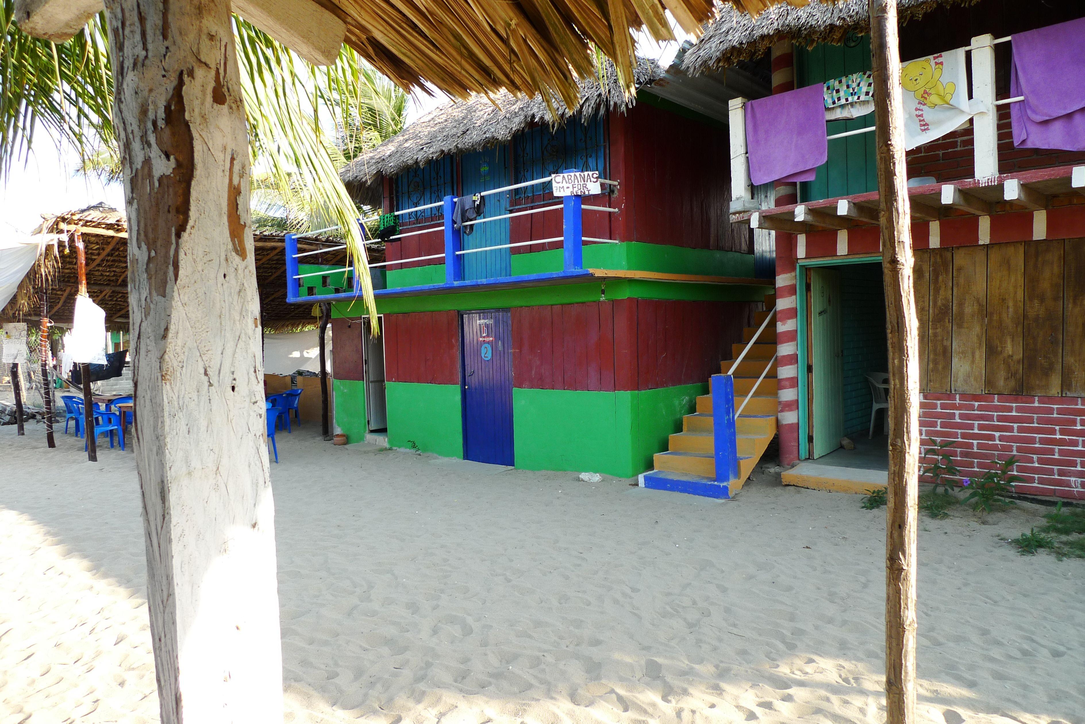 Cabanas - Lagunas de Chacahua in Zapotalito, Oaxaca