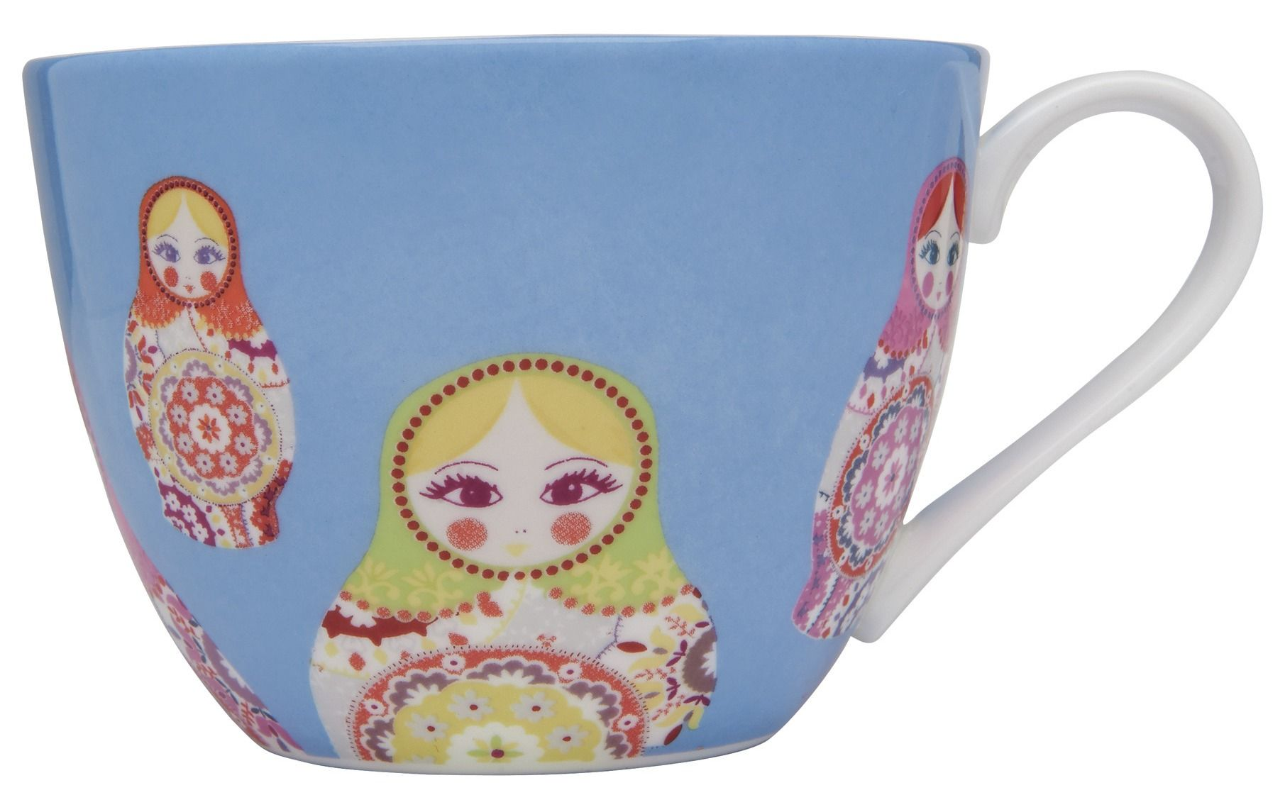 Russian Doll tea cup from Marks & Spencer, gorgeous gift   CUPS of ...
