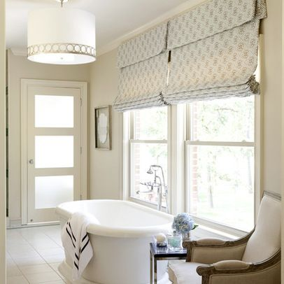pictures of outside mounted roman shades | Wool Roman Shades Design ...