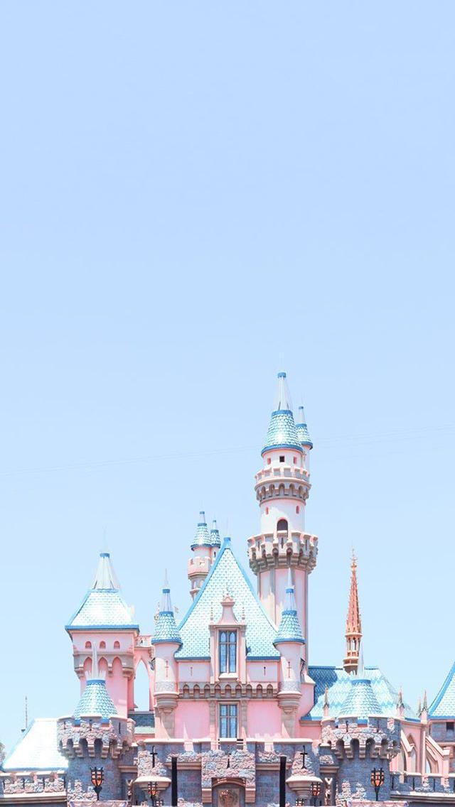 Matt Crump Photography Pastel Iphone Wallpaper Disneyland Disney Wallpaper Cute Wallpapers Aesthetic Wallpapers