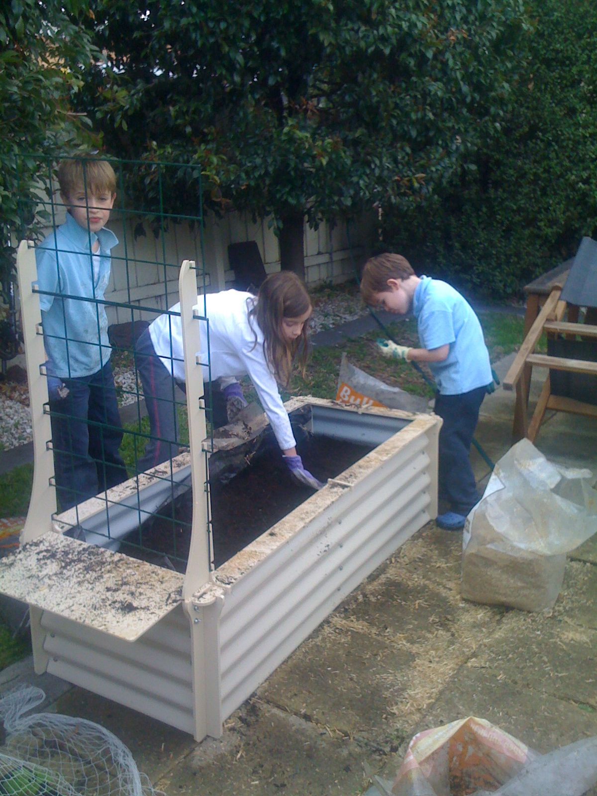 How To Prepare A Raised Vegetable Bed Easy Make Sure 400 x 300