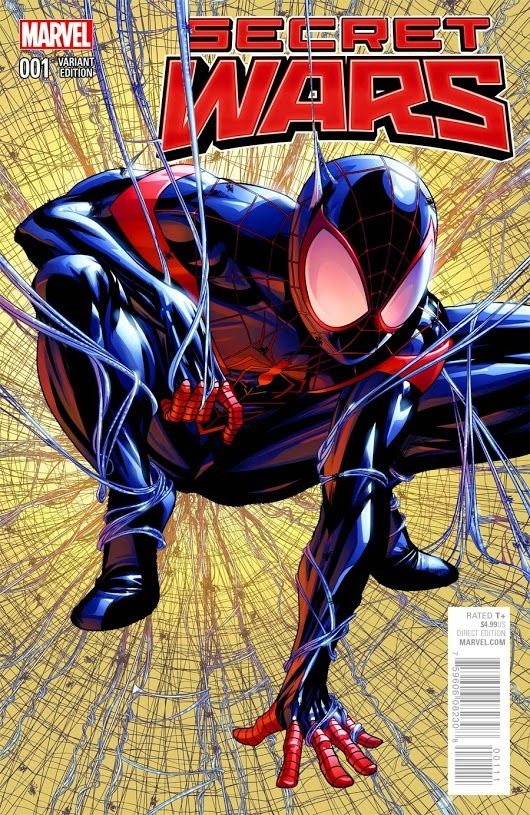 Sign In Spiderman Comics Ultimate Spiderman