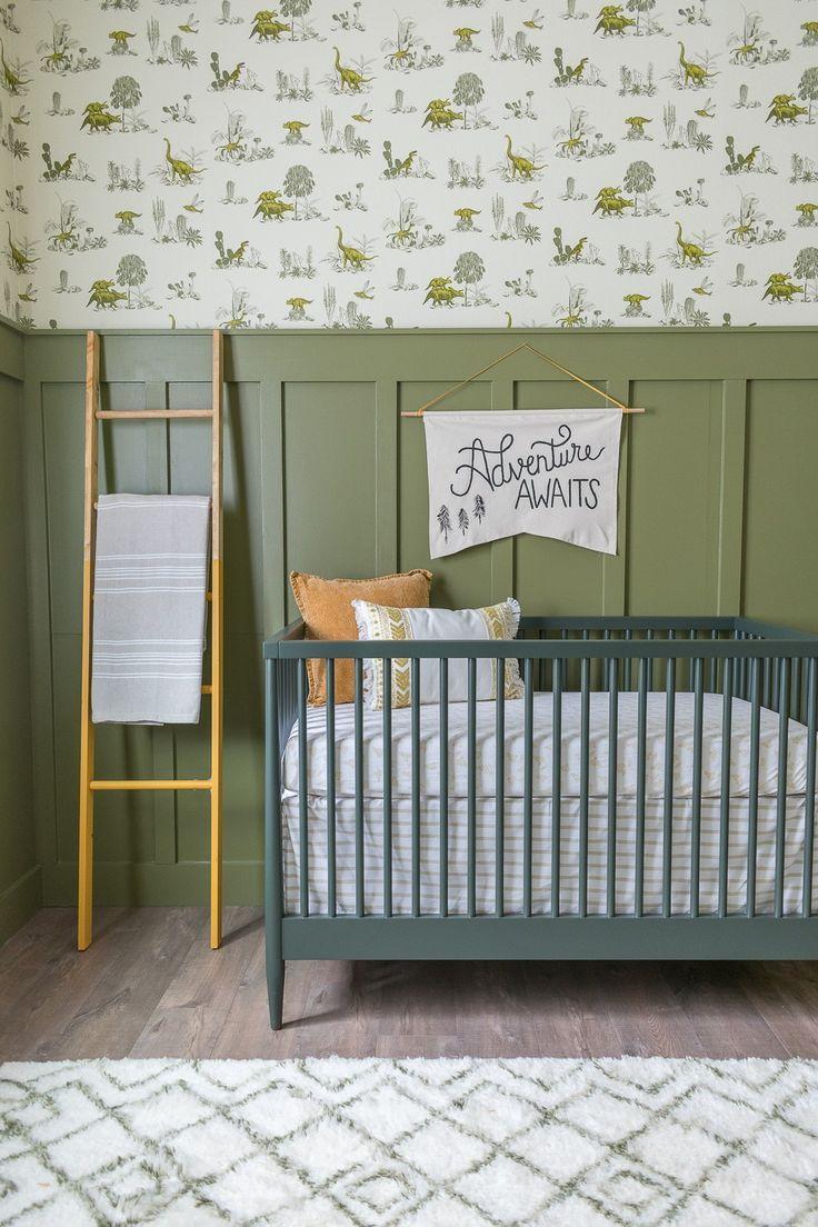 Baby Boy Dinosaur Nursery - Beebout Design