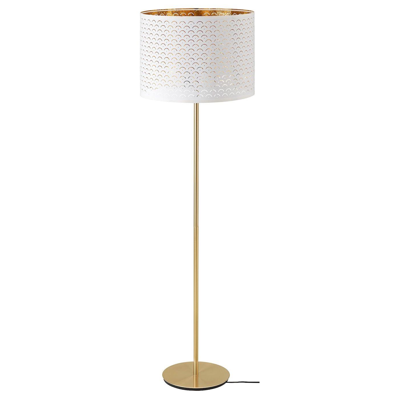Rode Draaistoel Ikea.Nymo Skaftet Lampara De Pie In 2020 Lichtarmaturen Lampen E27