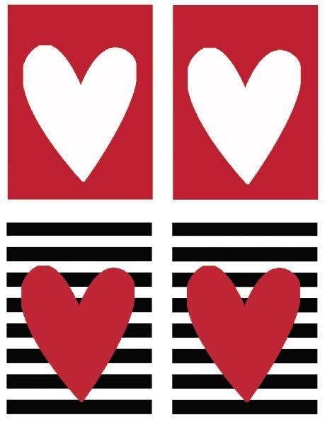 I Love You Valentine S Banner Printable Tatertots And Jello Valentines Banner Printable Valentine Banner Valentines Printables