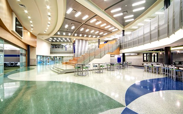 Sarah Hollenstein Career and Technology Center : Eagle Mountain-Saginaw ISD - Fort Worth, TX
