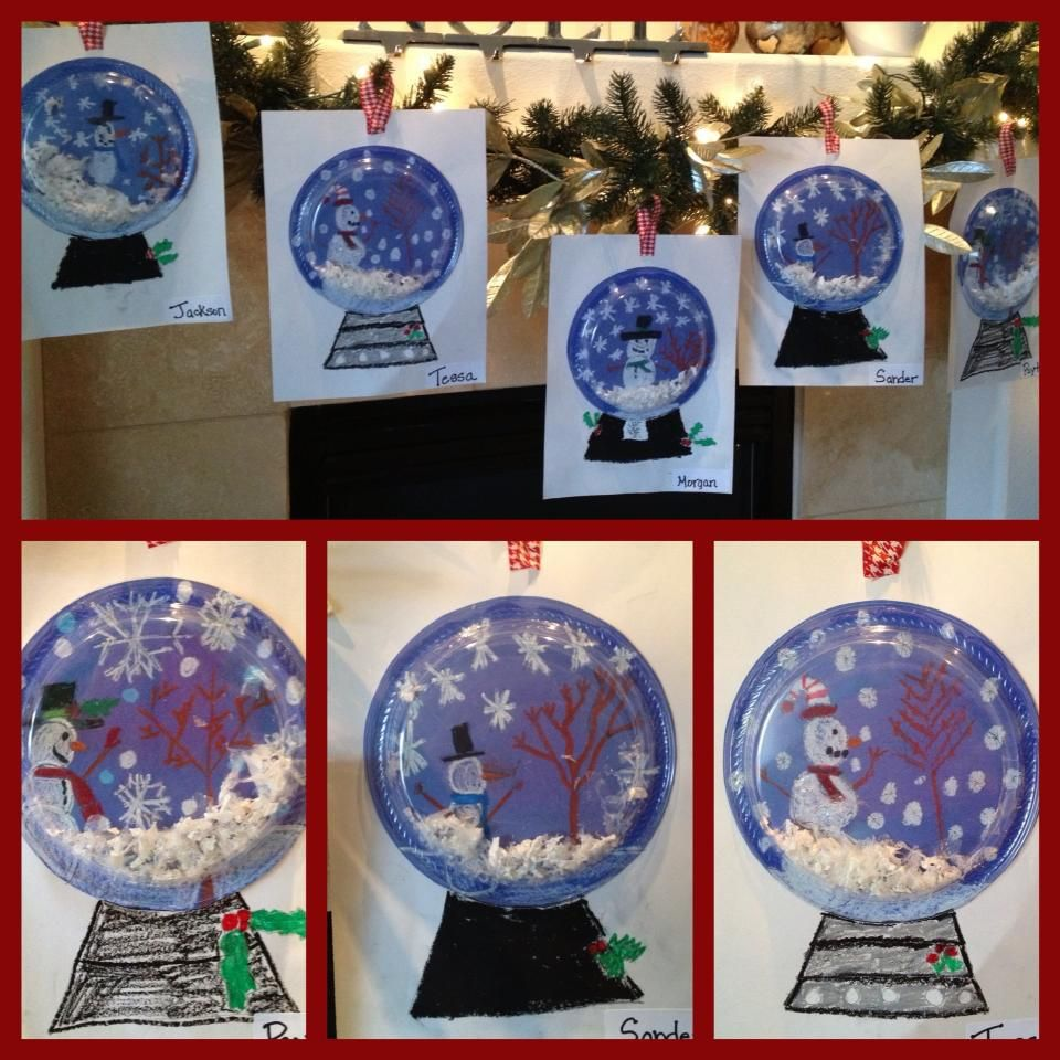 Snowman Snow GlobesSNOWMAN SNOW GLOBES MATERIALS White construction paper Blue construction paper Oil pastels Fake & Snowman Snow GlobesSNOWMAN SNOW GLOBES MATERIALS: White construction ...