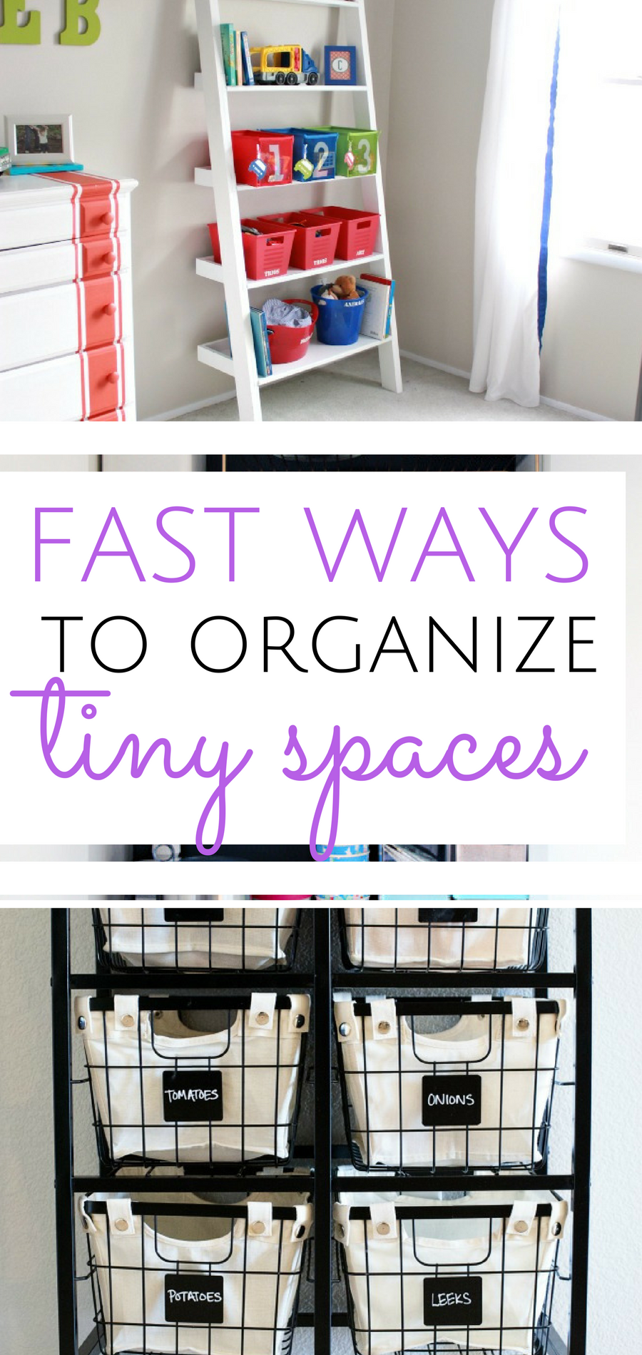 fast ways to organize tiny spaces small space on fast and easy ways to refresh your home on a budget id=96408