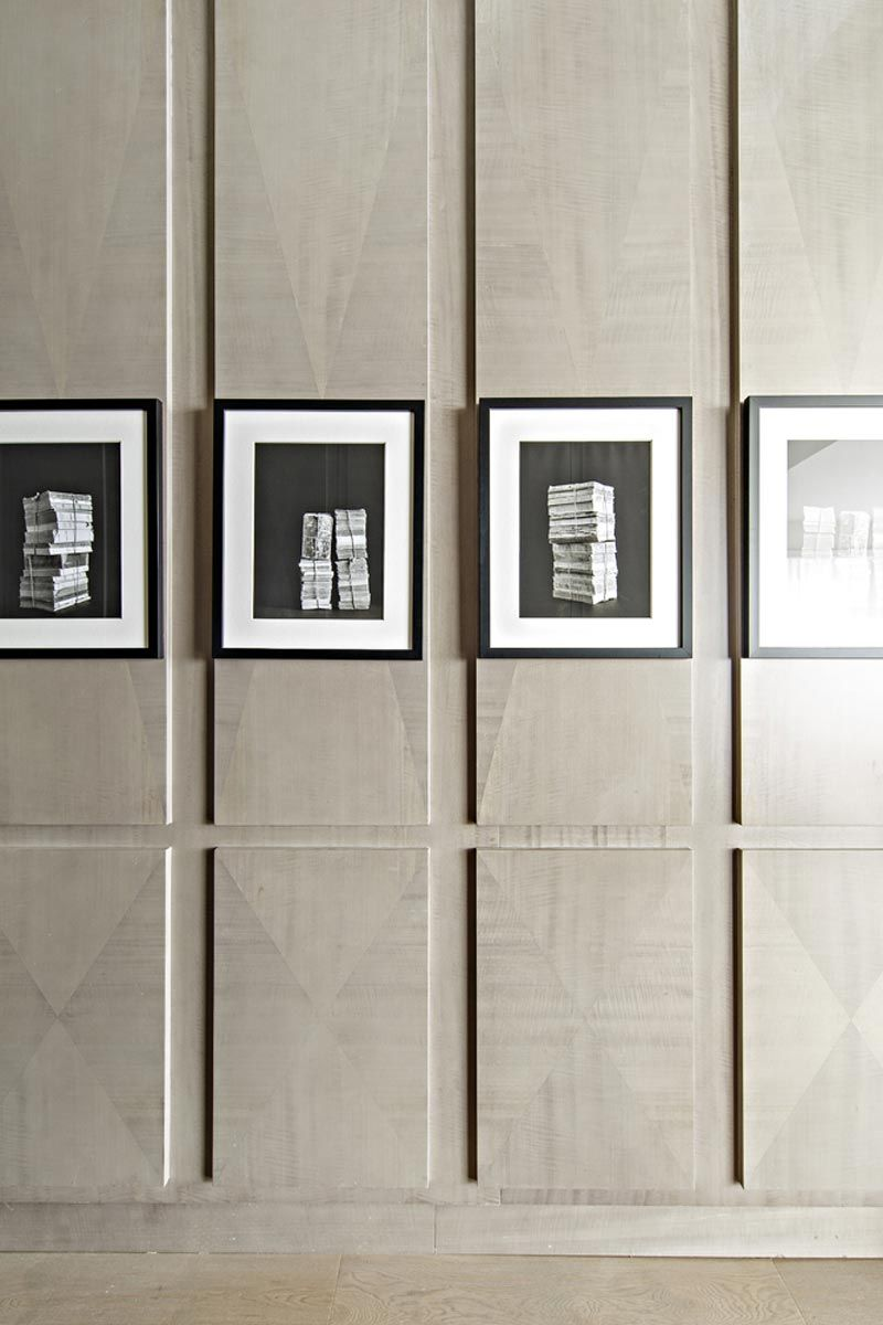 Kelly hoppen couture kelly hoppen interiors corridor pinterest kelly hoppen couture and Interior wood paneling sheets