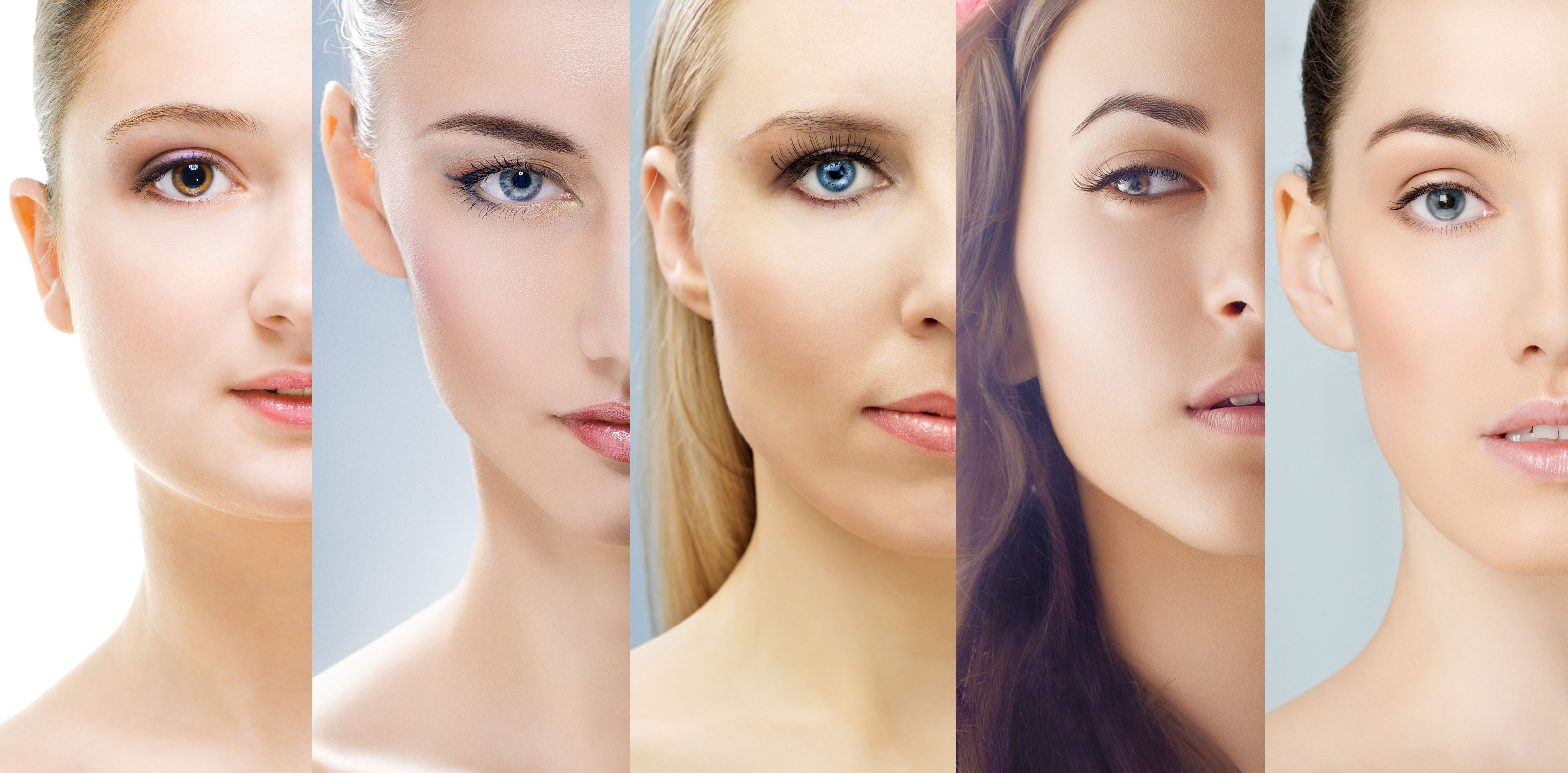 Guide To Figure Out Your Face Shape Beautiful Skin Care Laser Treatment Laser Acne Treatment