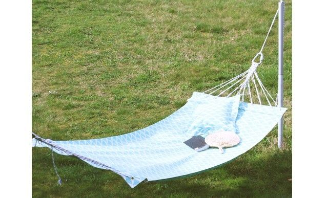 tutoriel comment r aliser son hamac pour le jardin. Black Bedroom Furniture Sets. Home Design Ideas