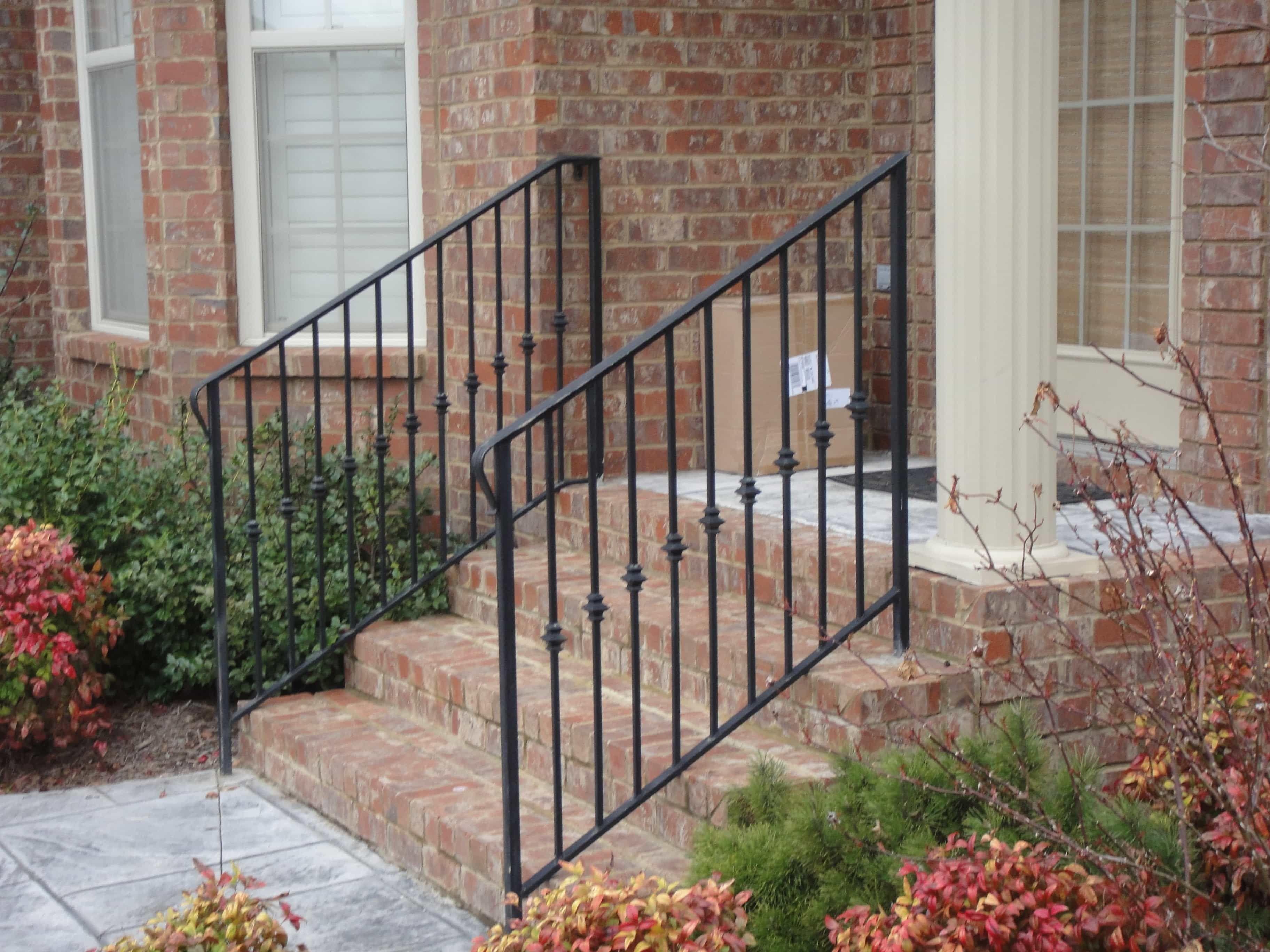 Grab Bars | Railing, Construction services, Outdoor decor