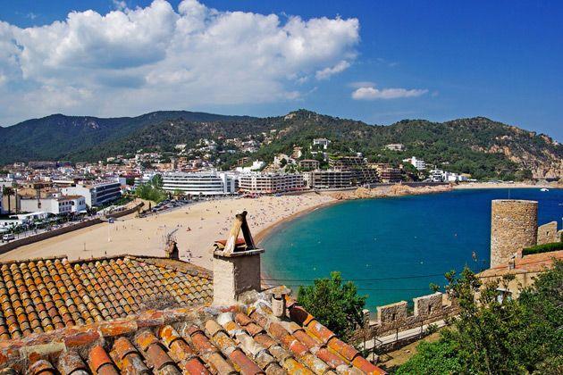 The Spanish Coast