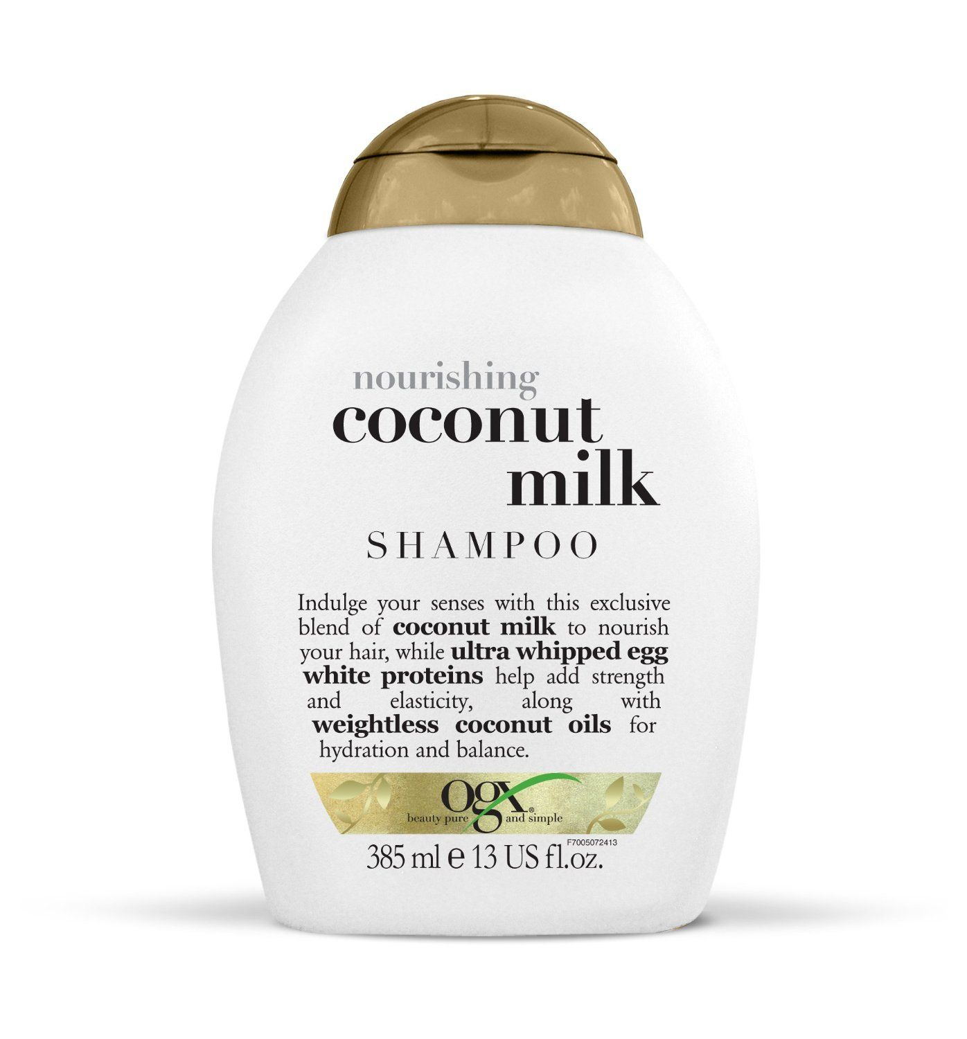 Ogx Shampoo Nourishing Coconut Milk 13oz You Can Find Out