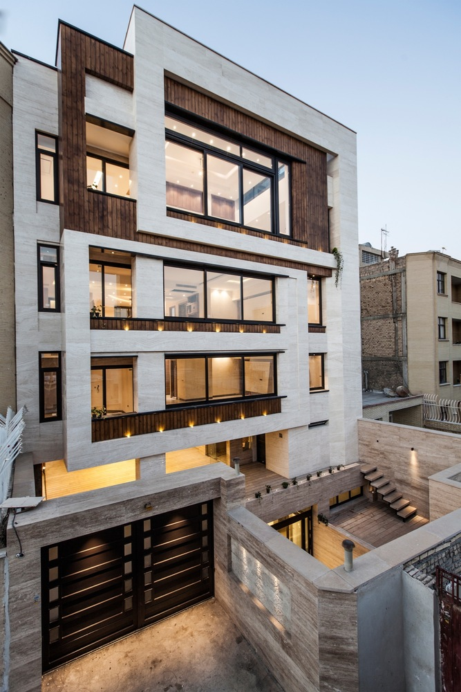 Mehrabad House Sarsayeh Architectural Office: Gallery Of House NO:2 / SarSayeh Architectural Office - 1