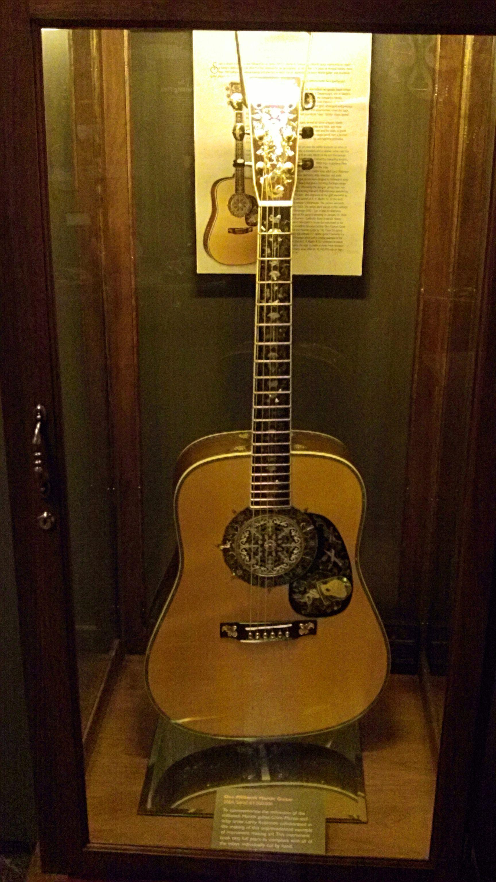Martin Guitar Number 1 Million - front view   Martin Guitar