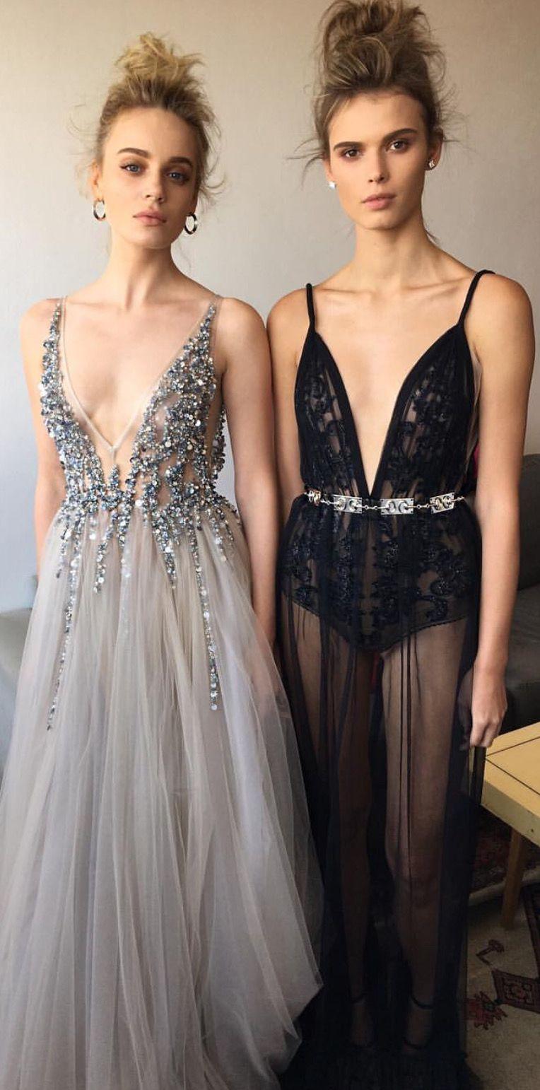 Evening Dresses by BERTA | @bertabridal