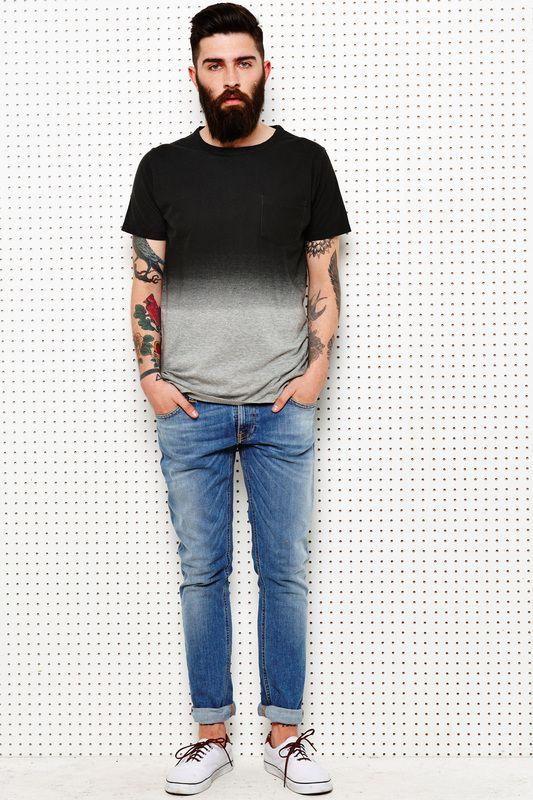 tshirt men urban outfitters junkydotcom summer fashion