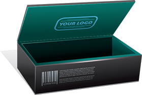 Download Boxes. Free AI+eps vector mockup on Behance | Mockup ...
