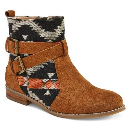 d70d921f83e Women's Plume by FarylRobin Otis Leather Ankle Boots : Target | In ...