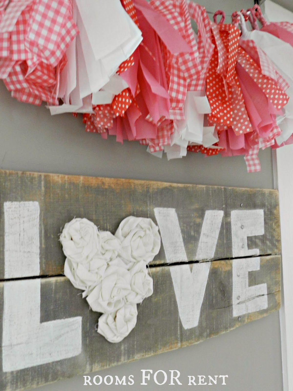 Rooms For Rent Diy Love Sign Diy Decor Crafts Love Signs Crafts