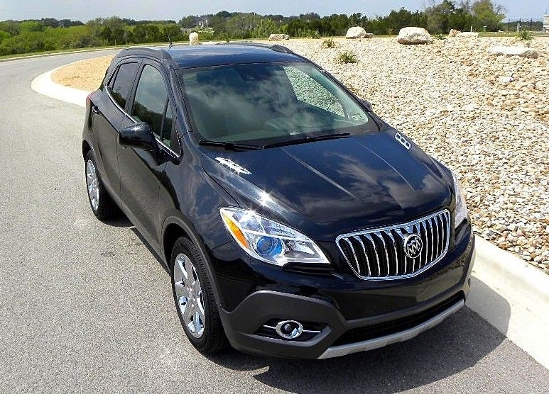 2013 Buick Enclave Small Luxury Crossover Suv Small Size Drives Like A Bigger Buick 30 935 Crossover Suv Luxury Crossovers Buick Encore