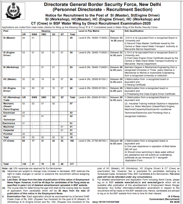 BSF Group B & Group C Notification.png Google Drive in