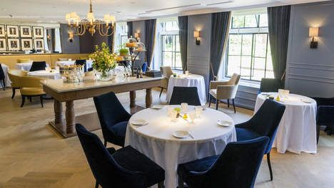 Librije's Zusje (in Waldorf Astoria Amsterdam) with chef Sydney Schutte just gained 2 Michelin Stars | PAROOL