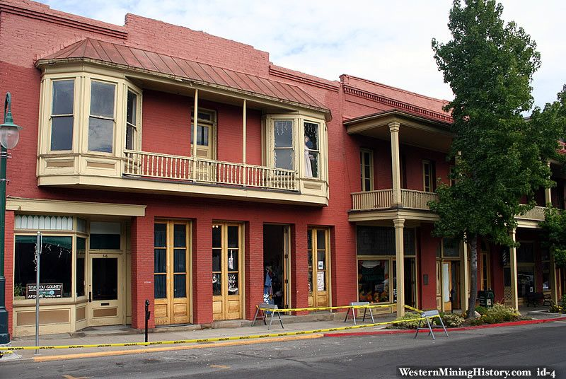 Visit The Historic Franco American Hotel In Yreka Ca Call Head For