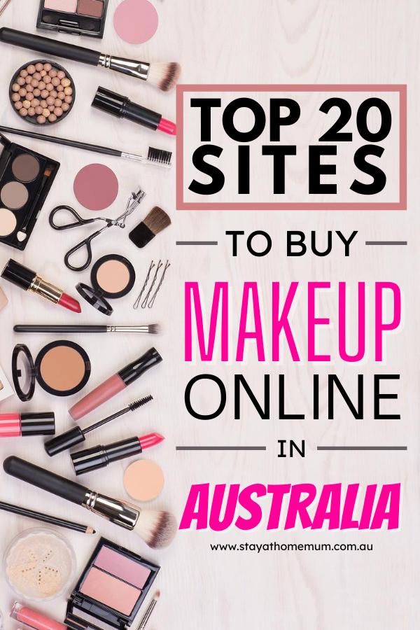 Top 20 Sites To Buy Makeup Online In Australia In 2020 Buy Makeup Online Makeup To Buy Online Makeup