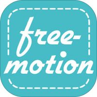 Amanda Murphy's Free-Motion Quilting Idea App by C&T Publishing, Inc.  Love her quilting! The videos on the app are a great way to learn new FMQ designs.