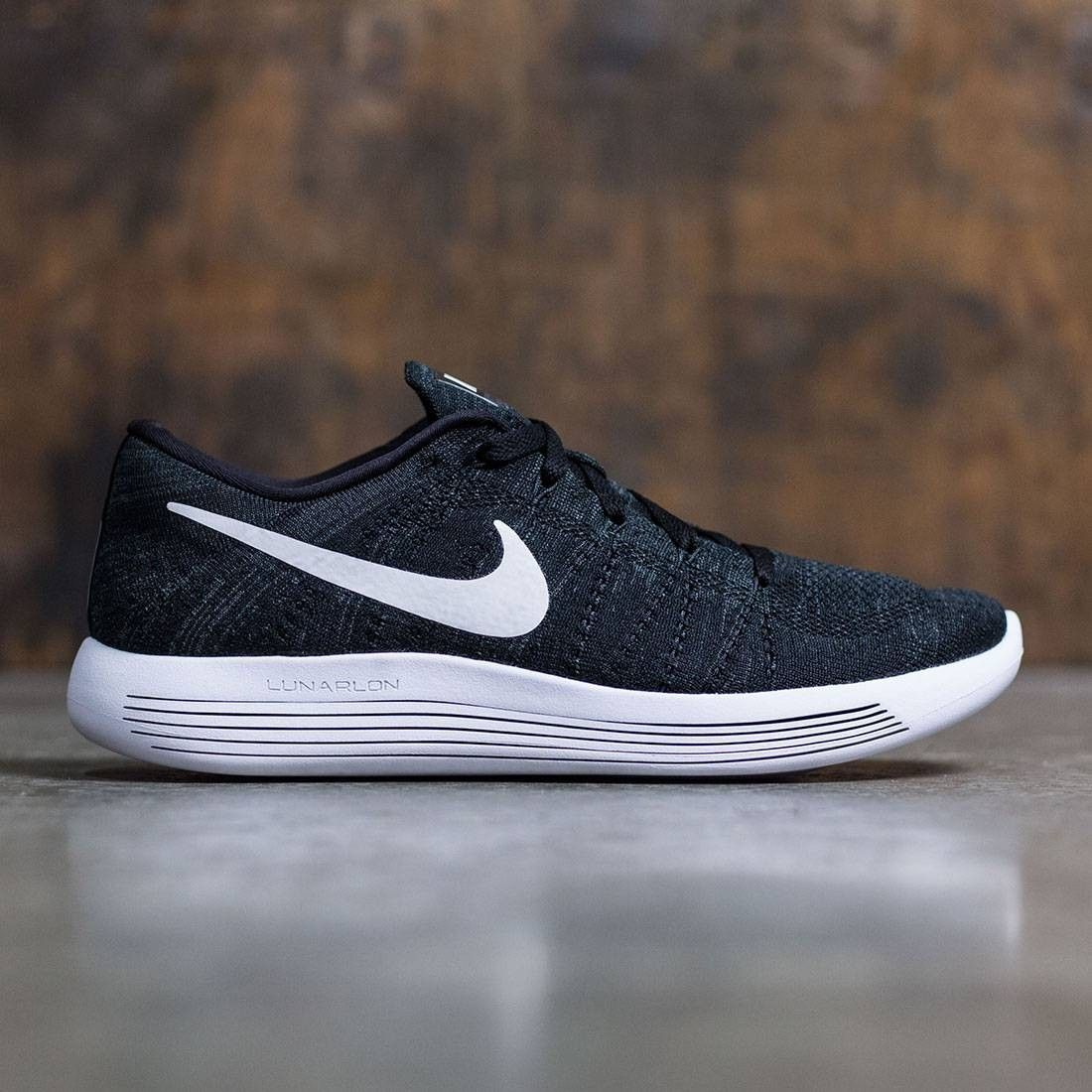 6a6f9a0153ca8 Nike Men Lunarepic Low Flyknit Running (black   white-anthracite) in ...