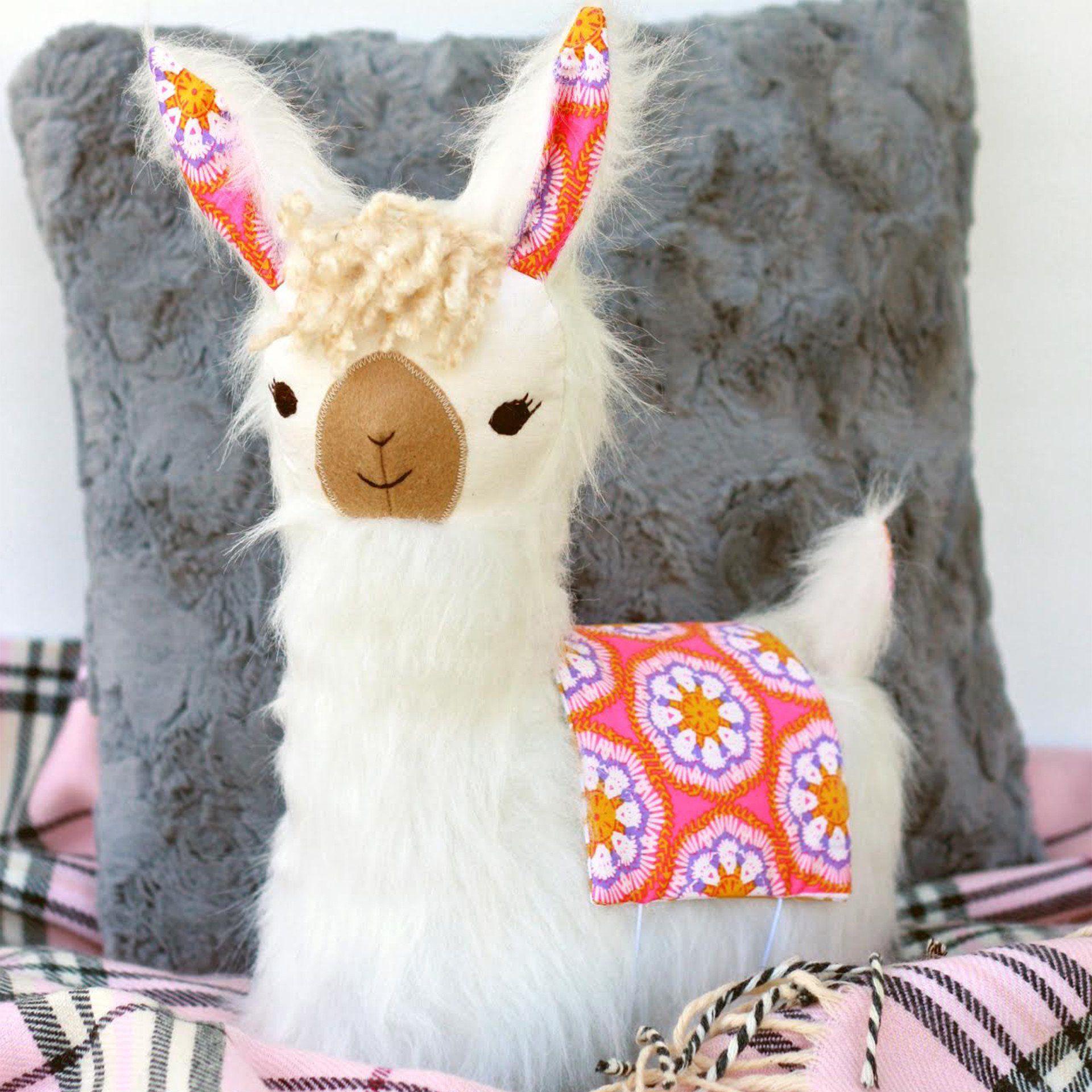 Lulu Llama Pillow