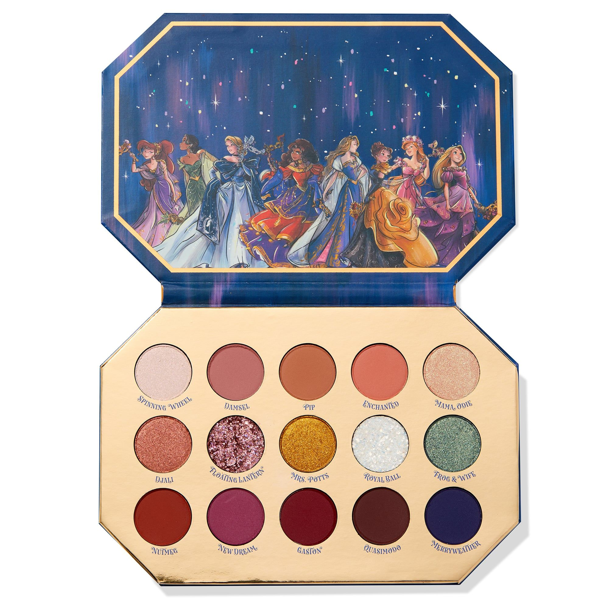 ColourPop Disney Masquerade Collection Midnight