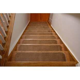 Best Tucker Murphy Pet Beaupre Gray Stair Tread Wayfair 400 x 300