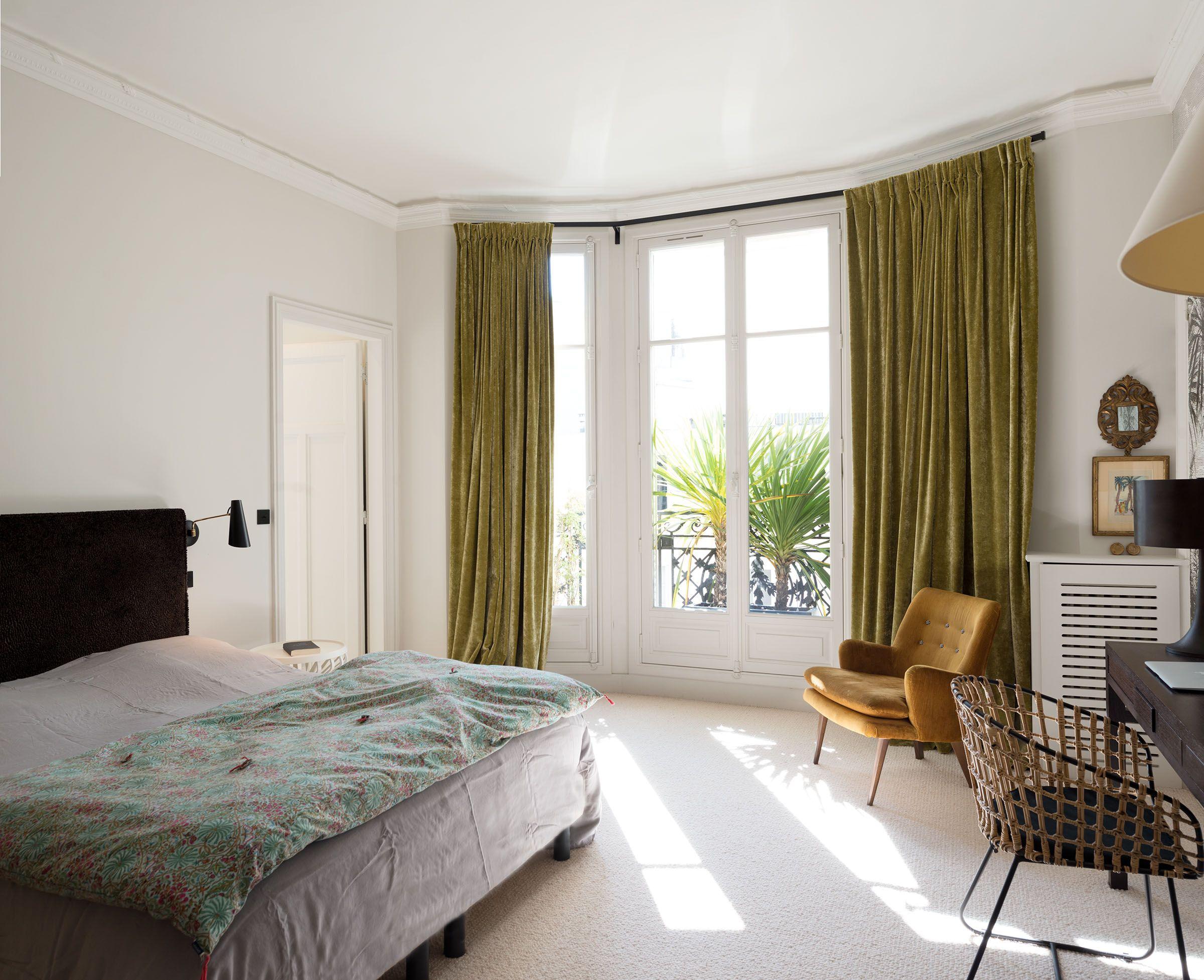 appartement paris 16 leroux chambre appartement paris. Black Bedroom Furniture Sets. Home Design Ideas